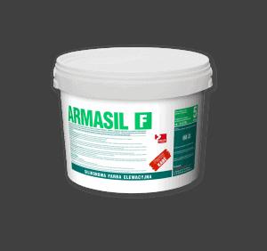 ARMASIL F silikonowa farba elewacyjna KABE