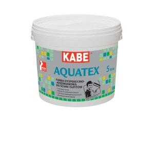 Aquatex – farba dyspersyjno – krzemianowa do ścian i sufitów KABE