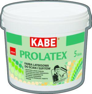 PROLATEX farba lateksowa KABE