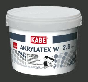 AKRYLATEX W farba lateksowa KABE